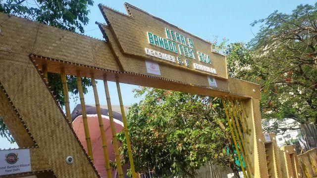 #kerala2dolist: Visit the bamboo festival
