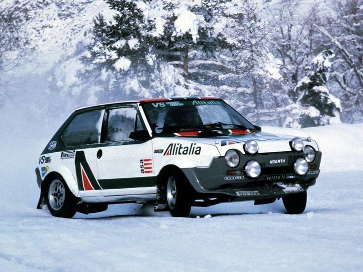 Fiat Ritmo Abarth Group 2 (138) '1978–82
