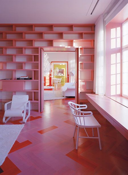 Apartment in Stockholm by Tham & Videgård Hansson