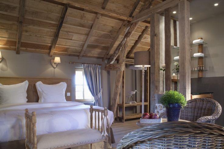 Hôtel Auberge de la Source ****   Hôtel 4 étoiles en Normandie   Chambre supérieure de charme