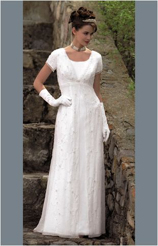 1000 images about wedding dress ideas on pinterest for Regency style wedding dress
