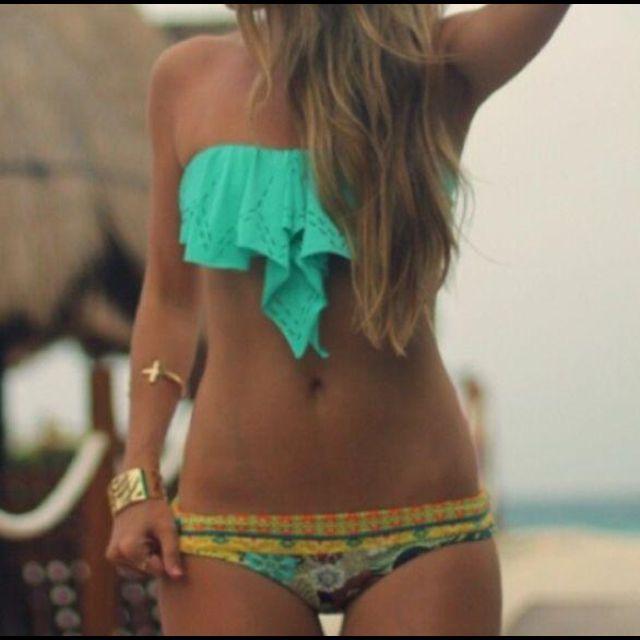 #traje de baño #swimsuit #swimwear