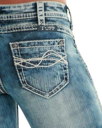 Cowgirl Tuff OMG Jeans