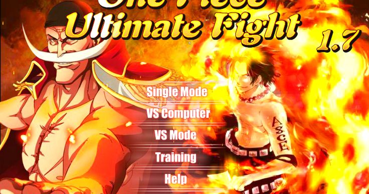 One Piece Ultimate Battle v1.7/1.6/1.5 [Flash Game for PC] - One-Piece Games | Android, PS, PC, Online