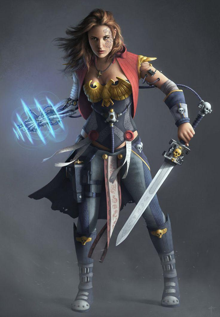109 best WH40K   Abhumans images on Pinterest   Warhammer ...