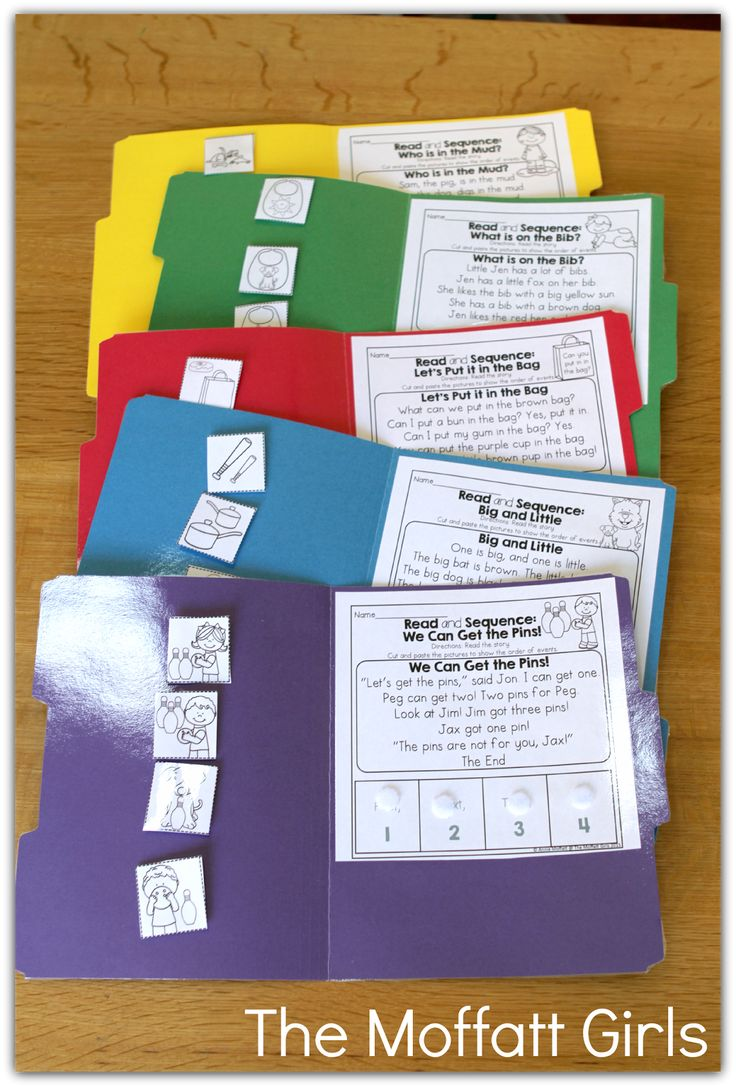Turn Your Printables into File Folder Games! Just laminate and add velcro!  Great way to SAVE ON INK and PAPER!