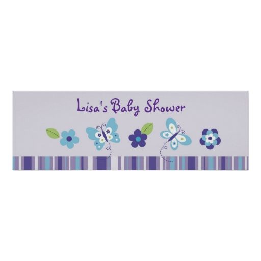 baby shower theme baby personalized banners baby shower banners