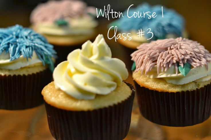 The Wilton Method of Cake Decorating: Course 1, Class 3