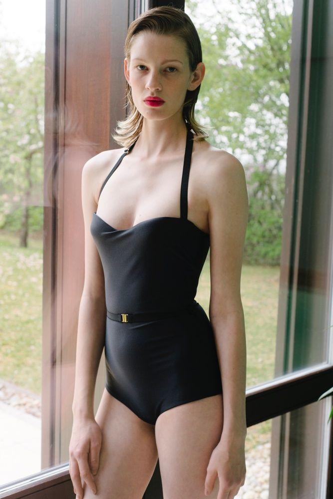 Swimsuit No.2 with Ilvie Wittek #VeronicaDreyer #Swimwear #IlvieWittek