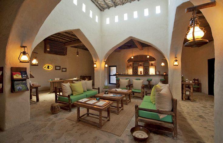 Spa. Six Senses Zighy Bay, Oman. © Six Senses