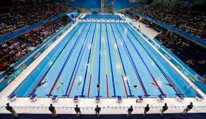 Image result for 2016 olympics swimming pool