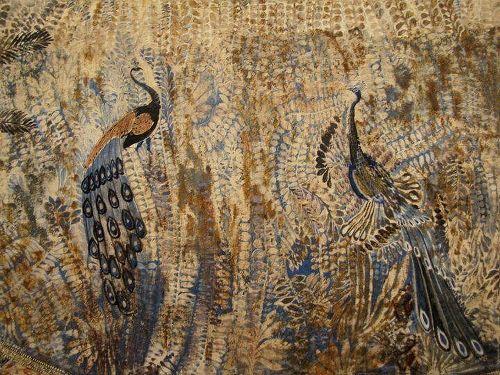 Painting by Merab Abramishvili (Georgia 1957-2006)