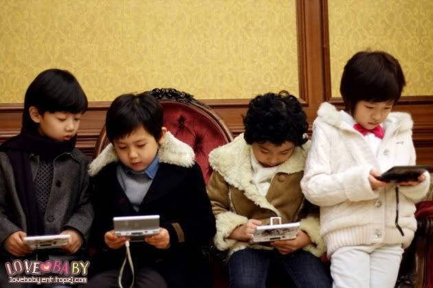 Boys over flowers, f4 as kids