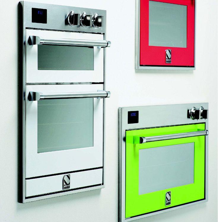 Rode Keuken Machine : kleuren. Schitterend toch? Keuken Pinterest Steel, Ovens and Van