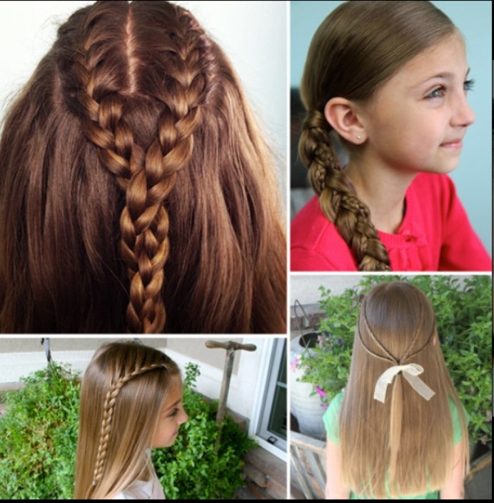 Terrific 1000 Images About Awesome Hairstyles On Pinterest Cute Girls Short Hairstyles Gunalazisus