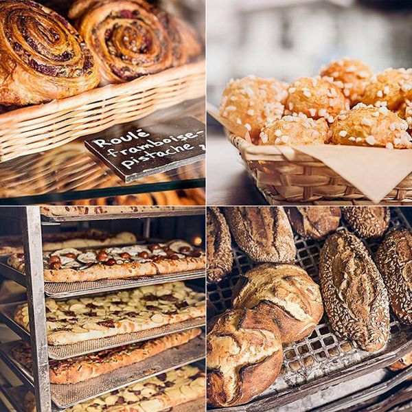 le pain dans les voiles bakery. Click for article on Montreal's best Bakeries!