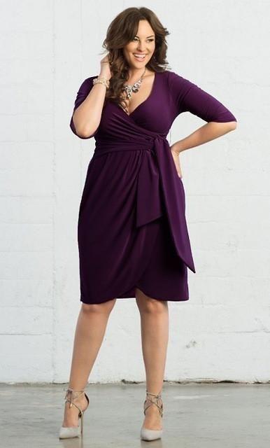 Womens Beautiful Plus Size Mini Print Stylish Dress in 2019 | Love ...
