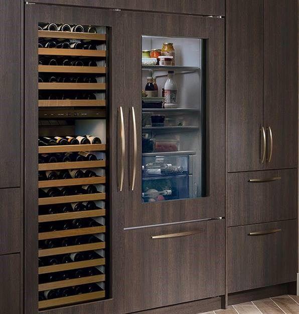 Sub Zero 30 Classic Column Wine Storage Panel Ready Bw 30 O Column Wine Wine Storage Storage