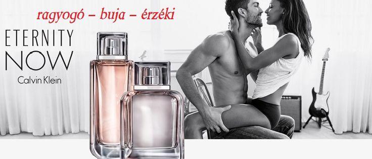 Calvin Klein Eternity Now női parfüm   Illat típus: ragyogó, lebilincselő, virágos   http://www.parfumdivat.hu/parfumdivathazak/calvin-klein-eternity-now-noi-parfumok.html