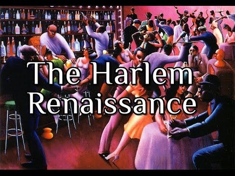 Brief summary of the harlem renaissance essay