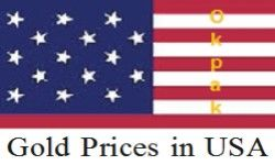 Latest Gold and Silver Prices in USA