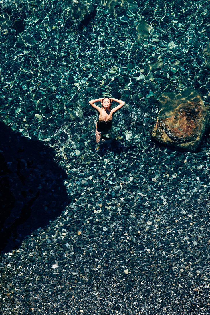 """terenceconnors: """" Clear waters of the Aeolian islands """""""