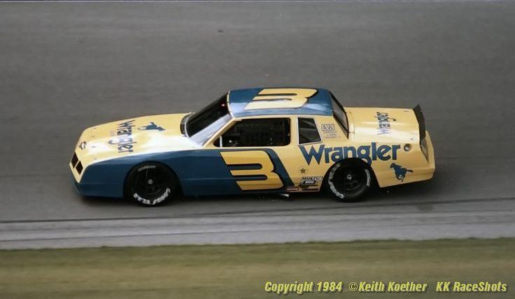 Dale Earnhardt 1984 Monte Carlo SS @ Daytona