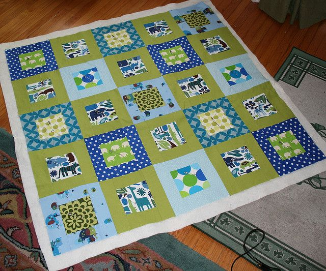 Baby Quilt | by Better Off Thread