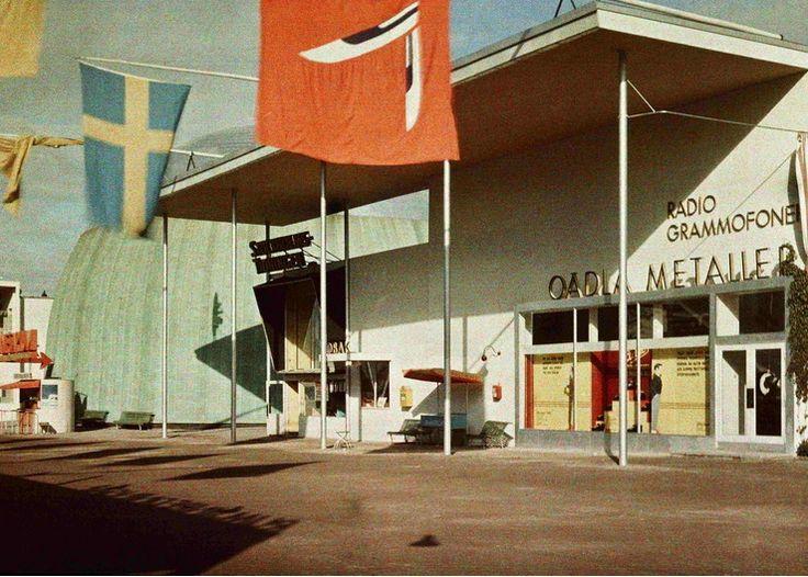 Stockholmsutställningen 1930 Hall 9