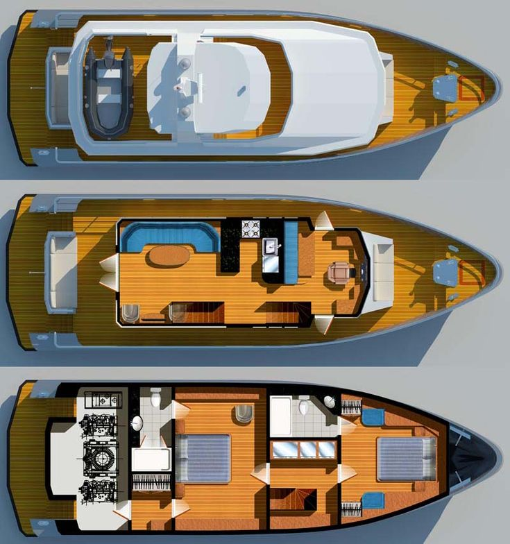 Feature: Bering Yachts 18-meter Trawler - Bering Yachts | YachtForums: We Know Big Boats!