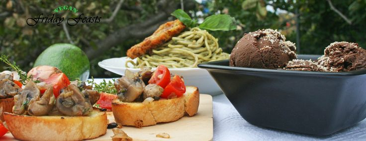 3 Recipes for a Vegan Dinner Party that Everyone Will Love | Friday Feasts  http://2via.me/J8FS16WL11