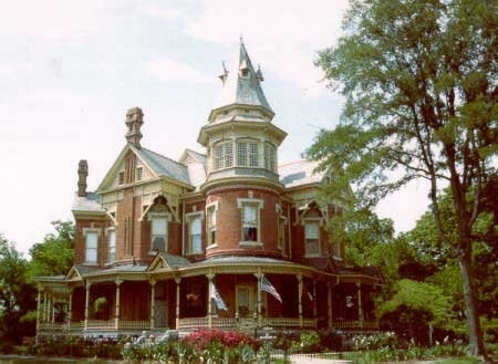The Empress of Little Rock Small Luxury Hotel - Little Rock, Arkansas. Little Rock Bed and Breakfast Inns