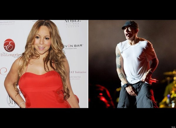 Mariah Carey vs. Eminem