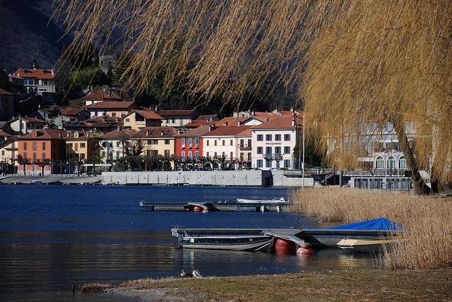 #Mergozzo (#Verbania) - Italy