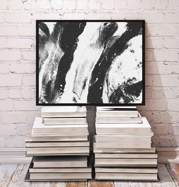 #Black and #White #Wall #Art #Prints #Contemporary #Painting #Minimal #Poster #Modern #Minimalist #Abstract #BlackWhitePainting #MinimalArt #Print #Printable #BlackWhite by #JuliaApostolovaArt on #Etsy #EtsyArt #officeart #office #home #decor #interior #design #decorator