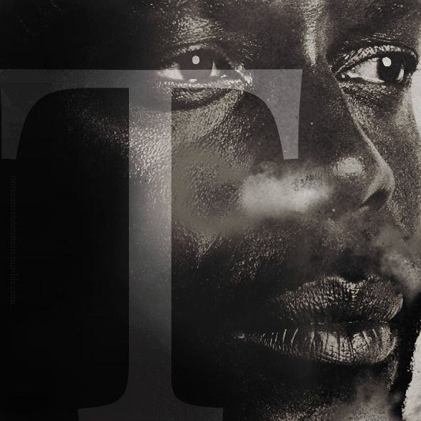 TWD // Tyrese