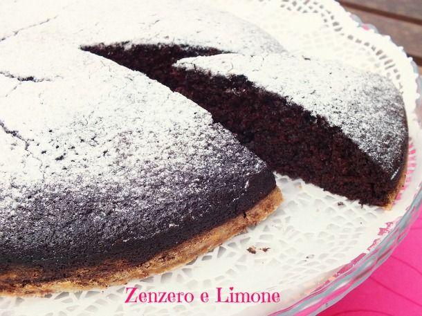 TORTA MATTA | CRAZY CAKE | ricetta senza burro nè uova | Zenzero e Limone