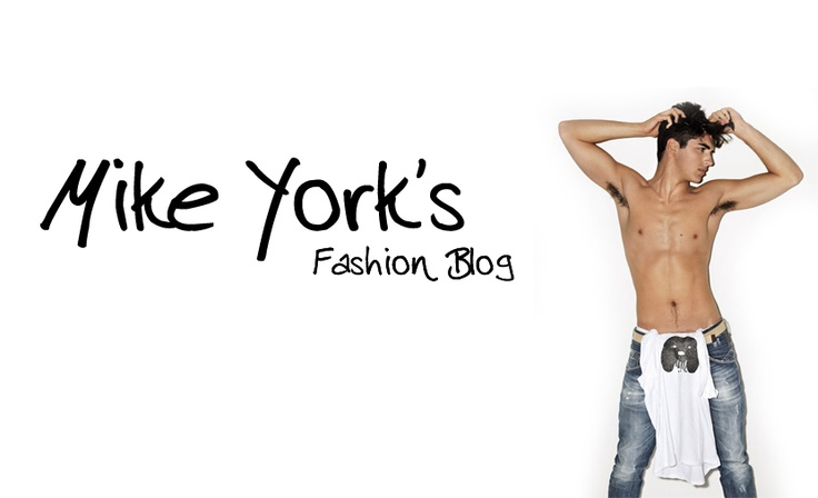 mike york - austrian fashion blog...yes a man!Fashion Blog