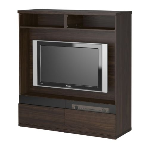 BESTÅ BOÅS TV storage unit IKEA Drawers made partly of tempered glass; the  remote control works through the glass. - Best 25+ Cheap Tv Units Ideas Only On Pinterest Wooden Crates
