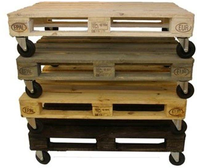 Pallet tafel www.trendyhout.nl