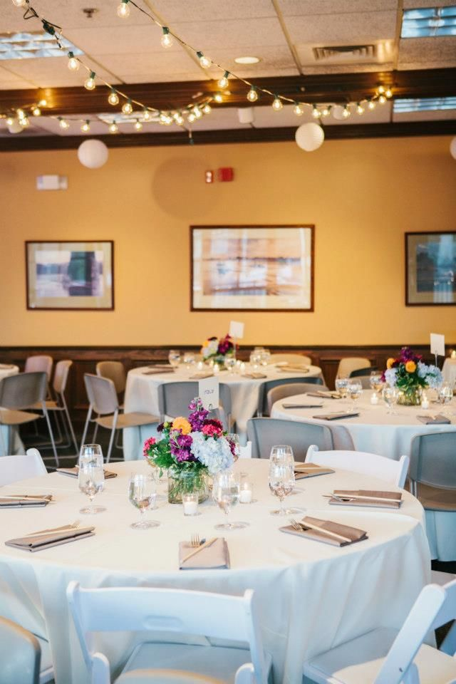 Lake Washington Rowing Club - Weddings & Events