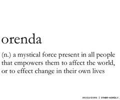 Orenda//