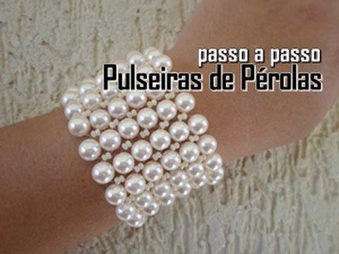 PULSERA CAPRICHO DE DIOSA - YouTube