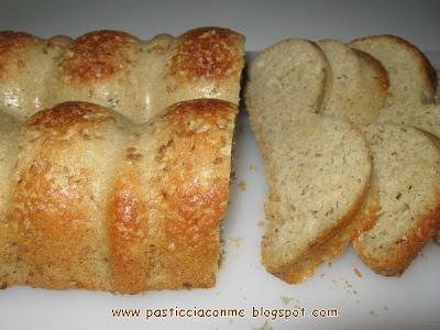 Pasticcia con me: Pane di quinoa