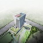 The Korea Teachers Pension Head Office | Tomoon Architects and Engineers