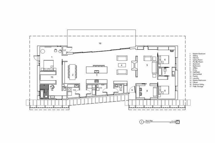 Image 14 of 14 from gallery of Pasture Project / Imbue Design. floor plan