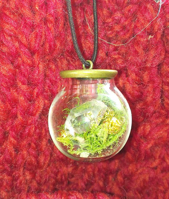 Green white and gold of Ireland  Glass orb by WildAtlanticCraft
