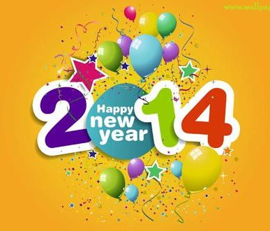 Wallpaper 2014 – 45 Most Beautiful Happy New Year Wallpapers