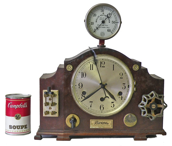 466 best images about jewelry plus steampunk on pinterest typewriters steampunk clock and - Steampunk mantle clock ...