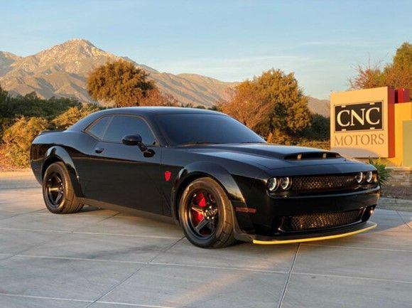 Dodge Demon For Sale Dupont Registry In 2020 Dodge Demon Challenger Challenger Srt Demon Dodge Challenger Hellcat